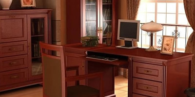 3D Visualization - Office Interior