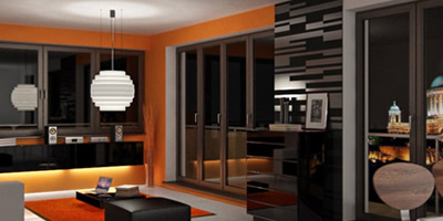 3D Visualization - Interior