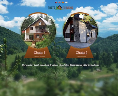 Web Design - Chataslovakia