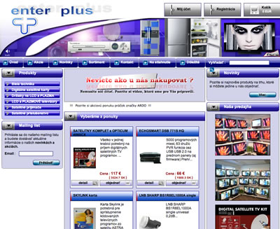 Web Design - Enterplus