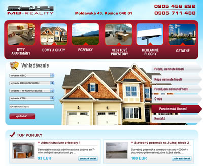 Web Design - MB-reality